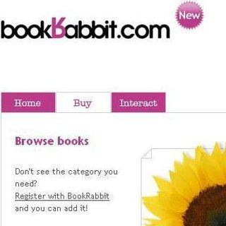 BookRabbit offering a free book to first 1000 who register