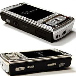 Nokia N95 gets blinged