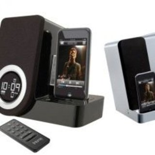 iHome delivers two new iPod docks