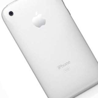 No white iPhone 3Gs for the UK