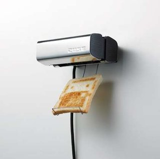 """Zuse"" toaster concept revealed"
