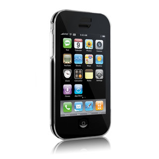 """Naked"" case for iPhone 3G launches"