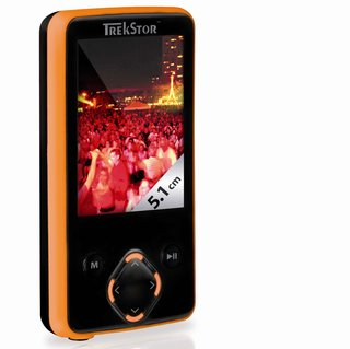 TrekStor i.Beat Move MP4 player launches