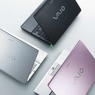 UPDATED: Sony VAIO SR series ultra-portable notebooks launch