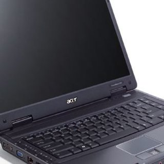 Acer TravelMate updated with Centrino 2