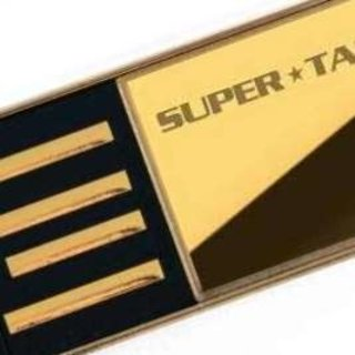 Super Talent launches gold Pico flash drives