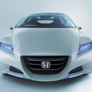 Honda's CR-Z concept car