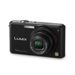 Panasonic unveils 14.7MP digi compact - the DMC-FX150