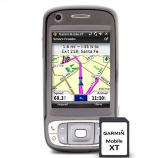 Garmin Mobile XT gets updated