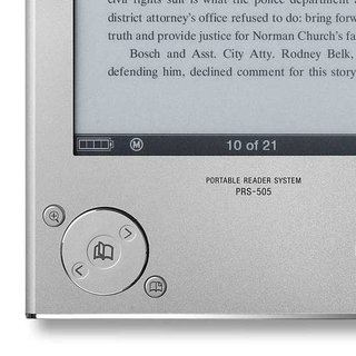Sony Reader to get UK launch