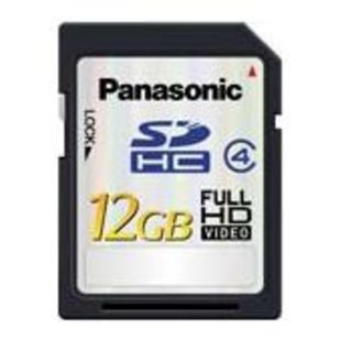 Panasonic releases two new SDHC memory cards