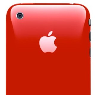 Product (RED) iPhone 3G in the works?