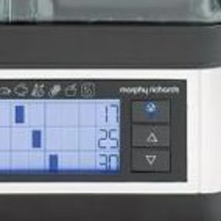 Morphy Richards cooks up the Intellisteam