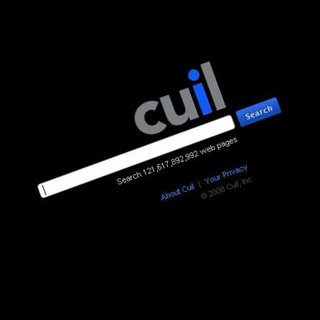 "Google-rivalling search engine ""Cuil"" launches"