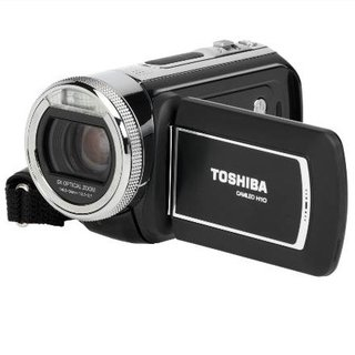 Toshiba Camileo H10 camcorder launches