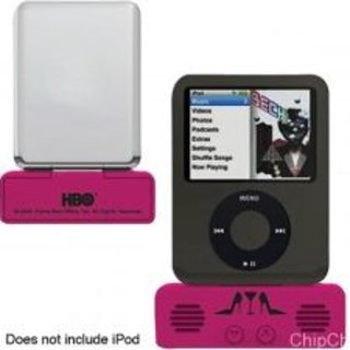 Sex and the City themed iPod speaker