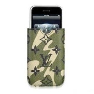 Camouflage iPod Case from Louis Vuitton