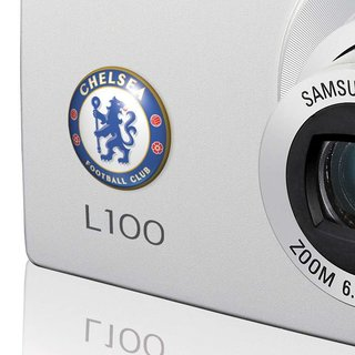 Samsung launches Chelsea-themed cameras