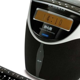 Roberts Sound 40 DAB alarm clock launches