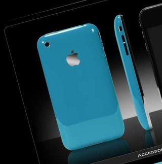 ColorWare customises iPhone 3G