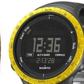 Suunto Core Alu and All Black launch