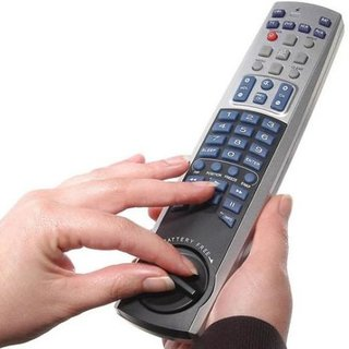 The remote control goes Eco