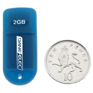USB drives get smaller thanks to Mini-Mate