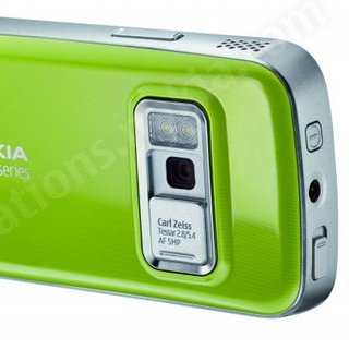 Nokia N79 announced
