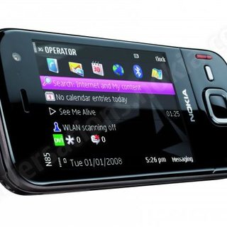 Nokia N85 announced