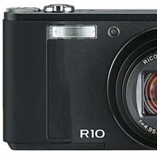 Ricoh R10 digital camera announced