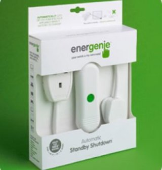 """Energenie promises """"Green"""" route to turning off gadgets"""