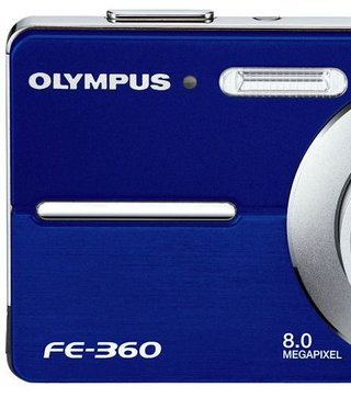 Olympus FE-360 and FE-370 announced