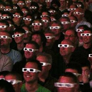 Dreamworks films in 3D from next year