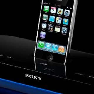 Sony S-Airplay streams your iPod around the home