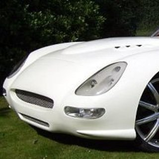 Trident Iceni eco car that goes and goes