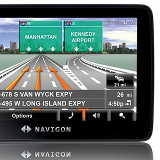 Navigon launches high-end 7200T GPS system