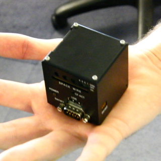 Space Cube - the world's smallest PC