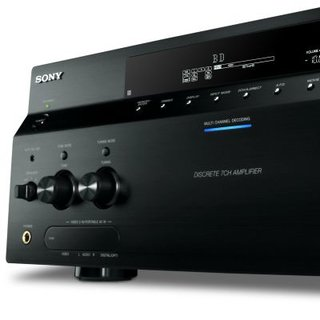 Sony launches CD player and AV receivers