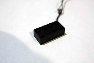 Lego USB drive lets you build memory