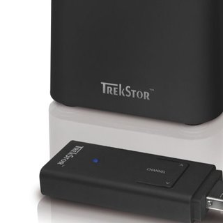 TrekStor Wireless SoundBox delivers music around the house
