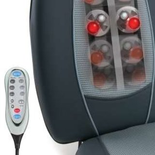 HoMedics launches Shiatsu massage seat cover