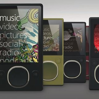 Microsoft reveals new Zune firmware