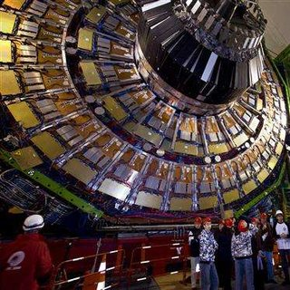 Competition for Large Hadron Collider to be renamed