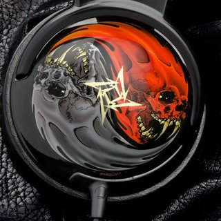 Skullcandy launches headphones with Metallica