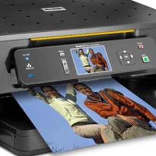 Kodak launches wireless printers