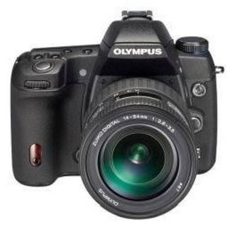 Rumours of a new Olympus DSLR