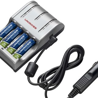 Uniross launches 15-minute battery charger