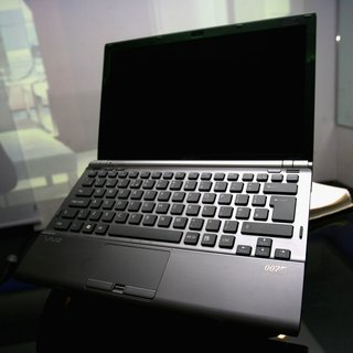 Sony launches limited edition 007 laptop