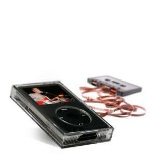 Cassette case launches for iPod classic