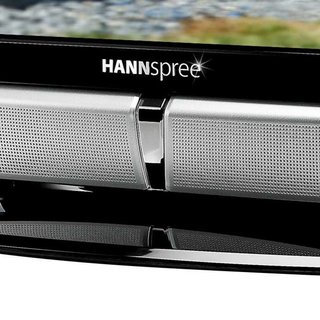HANNSpree HT09 28-inch LCD TV launches